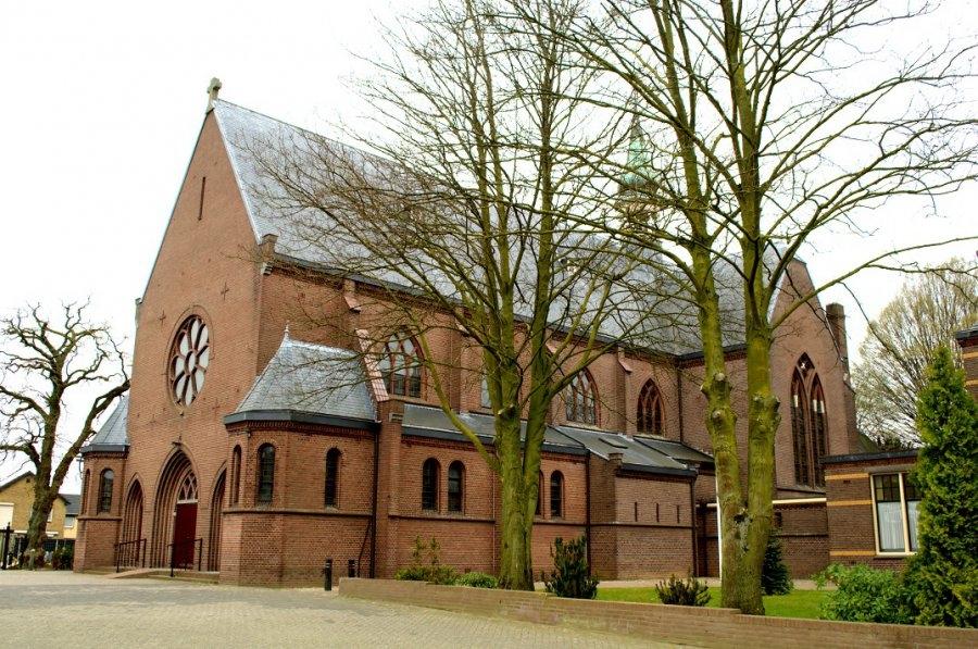 Herstructurering parochie