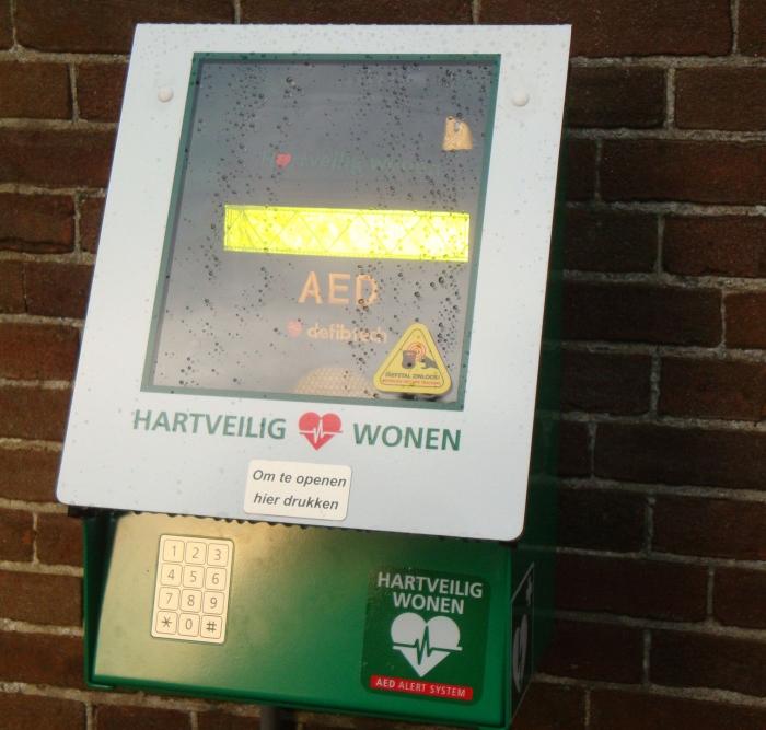 Informatie avond AED in Nieuw-Dijk