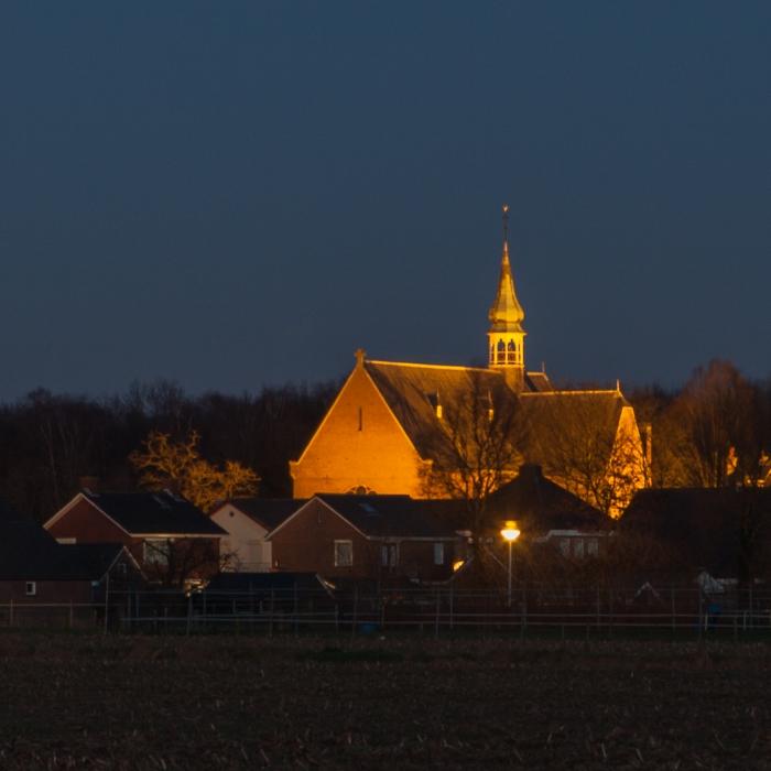 Inspraak bestemming Kerk en Pastorie.