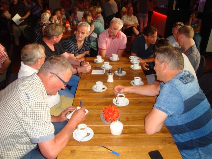 Notulen dorps vergadering 21 juni