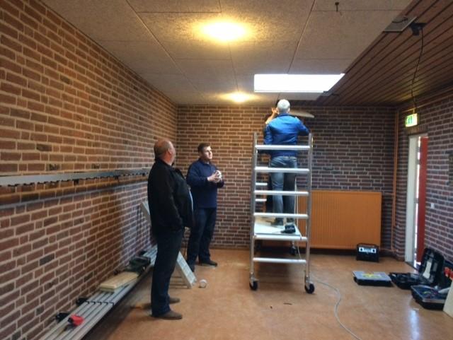 Dinsdag 30 oktober komt Theo Jansen met zijn bouwmannen op TV!