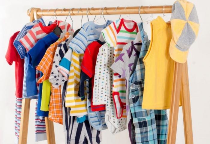 Kinderkleding ruilbeurs in Nieuw-Dijk